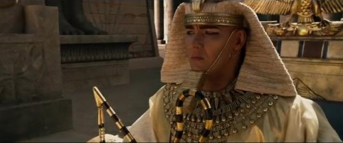 Exodus Gods and Kings Racist Portrayal | Not Biblically Accurate