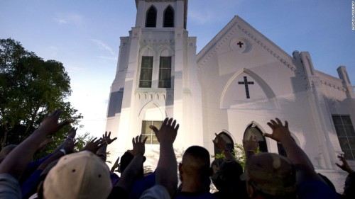 Charleston shooting racism and the church | Why does God allow suffering?