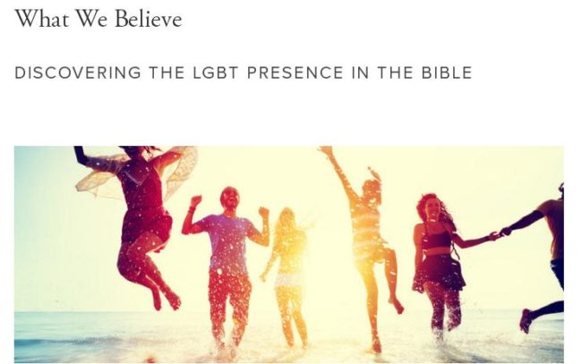 Pastors changing mind on homosexuality | What does the Bible say about being gay or transgender