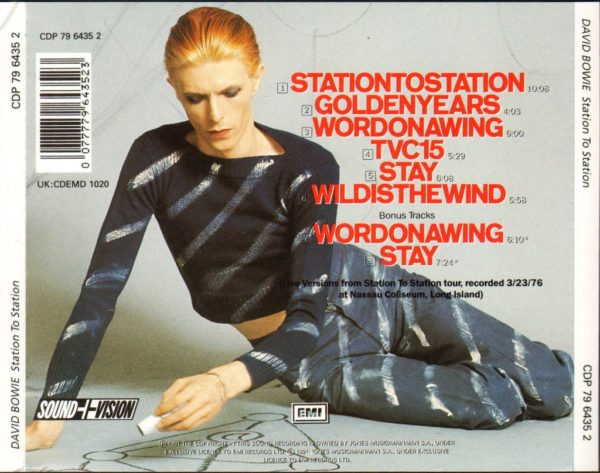David Bowie Station to Station Aleister Crowley Tree of Life | Kabbalah celebrities