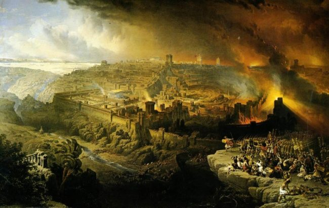 Is the Temple Mount the real location of the temple | Third temple of the Antichrist
