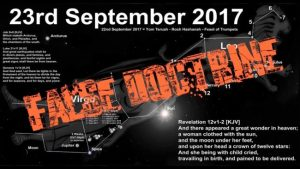 The September 23, 2017 False Prophecies Fail – Revelation 12 Sign Officially Debunked