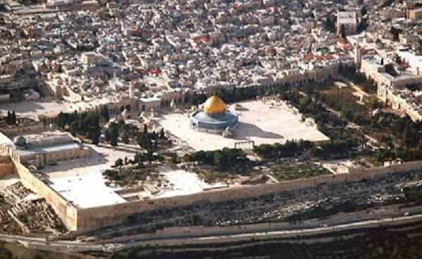 The Dome of the Rock is Fort Antonia | Evidence of the real temple location