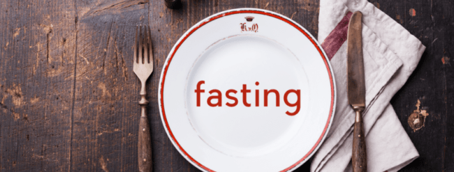 Can you eat anything during a fast | How long should you fast for