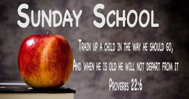 King James version Youth Sunday School lessons | Sound Biblical doctrine Youth Ministry