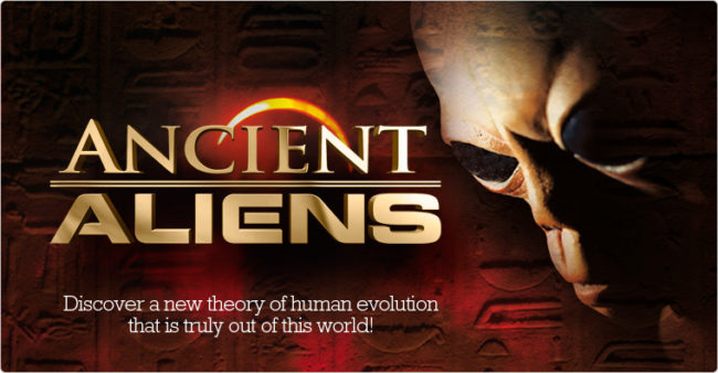 Ancient Astronaut theory exposed   UFO disclosure programming