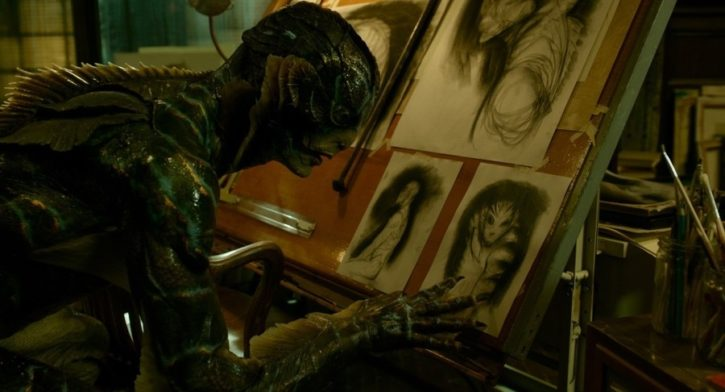 Shape of Water Christian film review | Genesis 6 Shape of Water Sons of God daughters of men annunaki