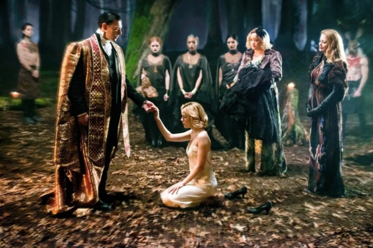 Is Dark Baptism real? | Chilling Adventures Of Sabrina Netflix