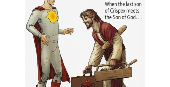 D.C. Comics Cancels Blasphemous Second Coming Comic Book