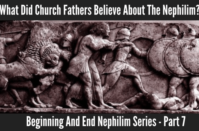 Nephilim In The Bible | Giants in Scripture