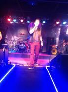 The lead singer guy