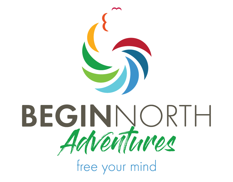 Begin North Adventures Logo