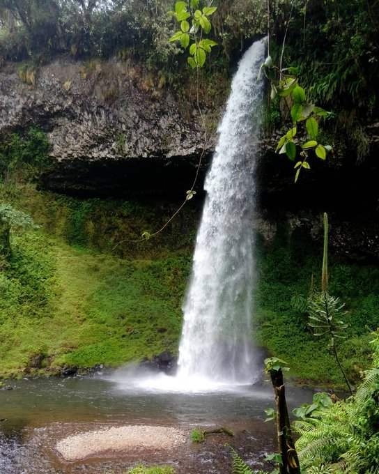Kamweti Falls, Mt Kenya