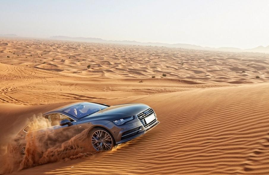 Chalbi Desert Safari on a Self Drive Private Car