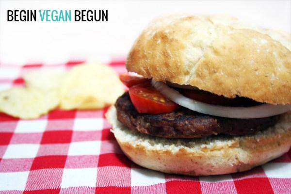 hamburguesas veganas de alubias