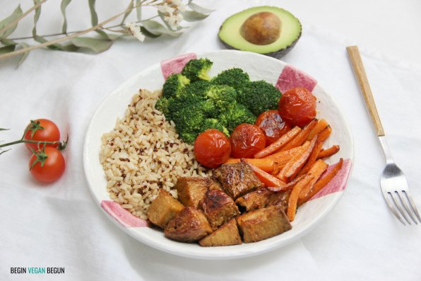 Buddha Bowl vegano