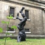 Unknown sculpture at St Pancras Parish Church