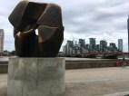 Henry Moore's Locking Piece