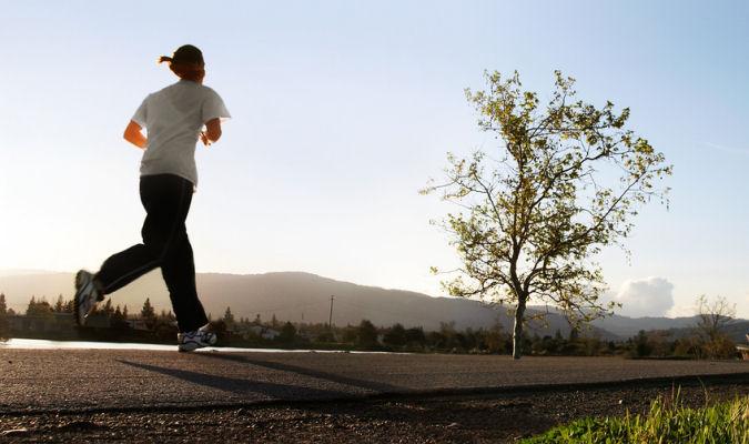 бег после 40 лет