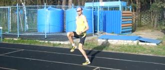 Упражнения на координацию для бегунов видео