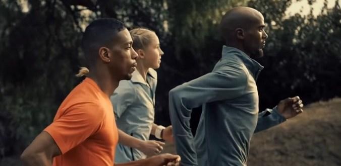 мотивирующее видео о беге