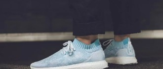 кроссовки UltraBOOST Uncaged Parley
