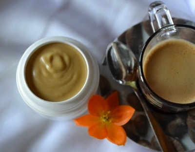 Hallo-Wach Tagescreme mit Espresso selber machen
