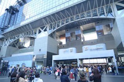 京都駅正面