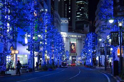 渋谷の青の洞窟6