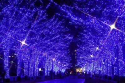 渋谷の青の洞窟2