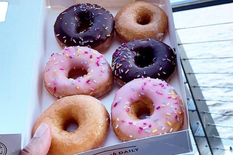 Doughnuts, Behavioural Foodie, self control