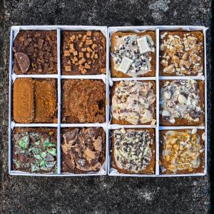 brownie tingz, behavioural foodie