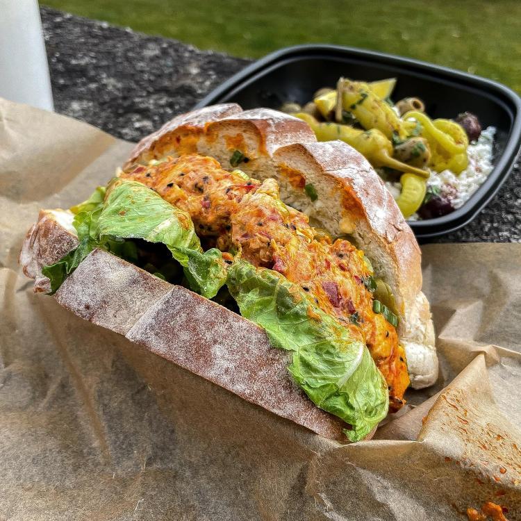 Tayble Deli Chicken Sandwich