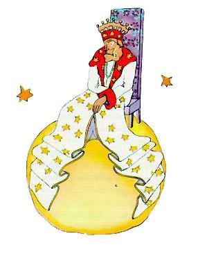 پادشاه در سیارهاش