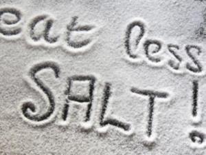 salty food