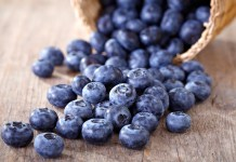 Blueberry is anti-aging fruit