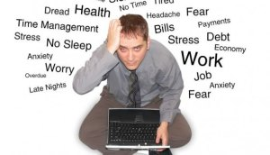 Get rid of work stress