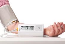 mmhg systolic mmhg diastolic high blood pressure