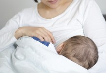 Breast feeding shaping the child's character