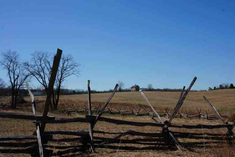 Another visit to Manassas National Battlefield Park