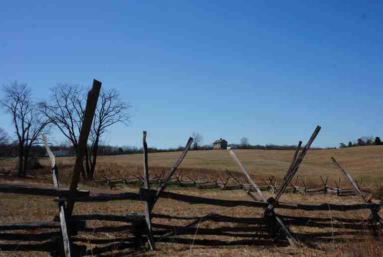 Another visit to Manassas National Battlefield Park
