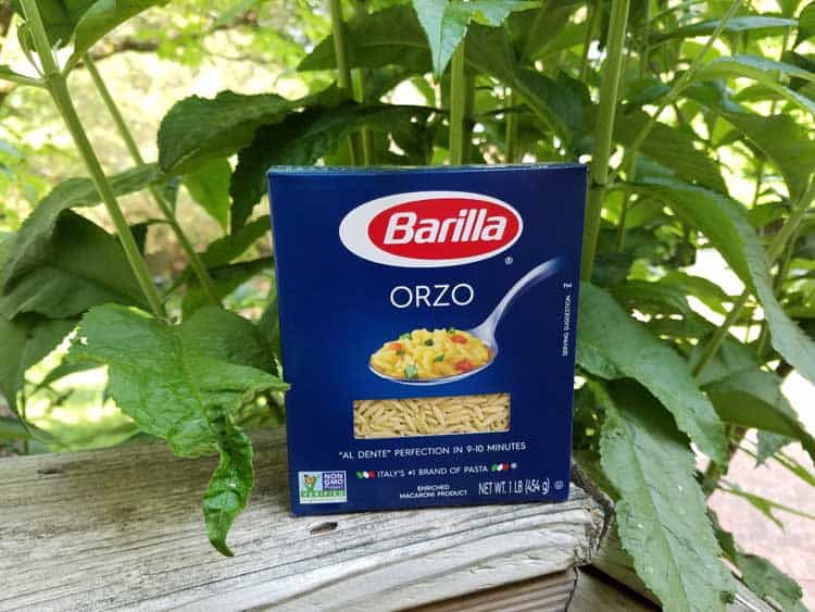 How Does Orzo Get Its Shape? via @behindeveryday
