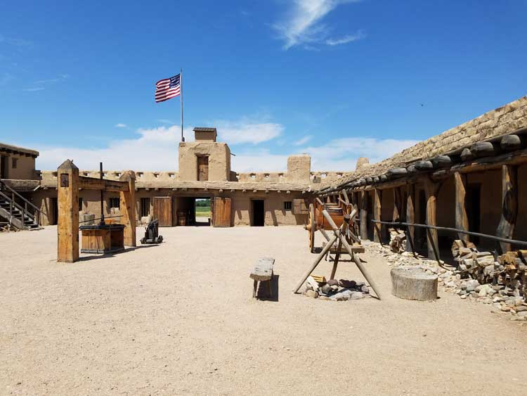big trip 13 is looking for furs to trade at bents old fort la junta co