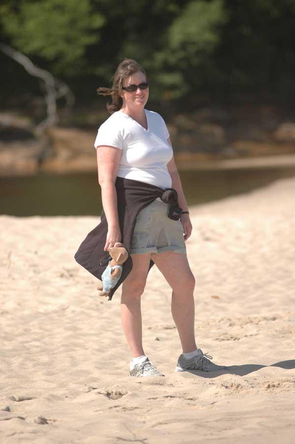 travel mascot vacation mouse michigan beach