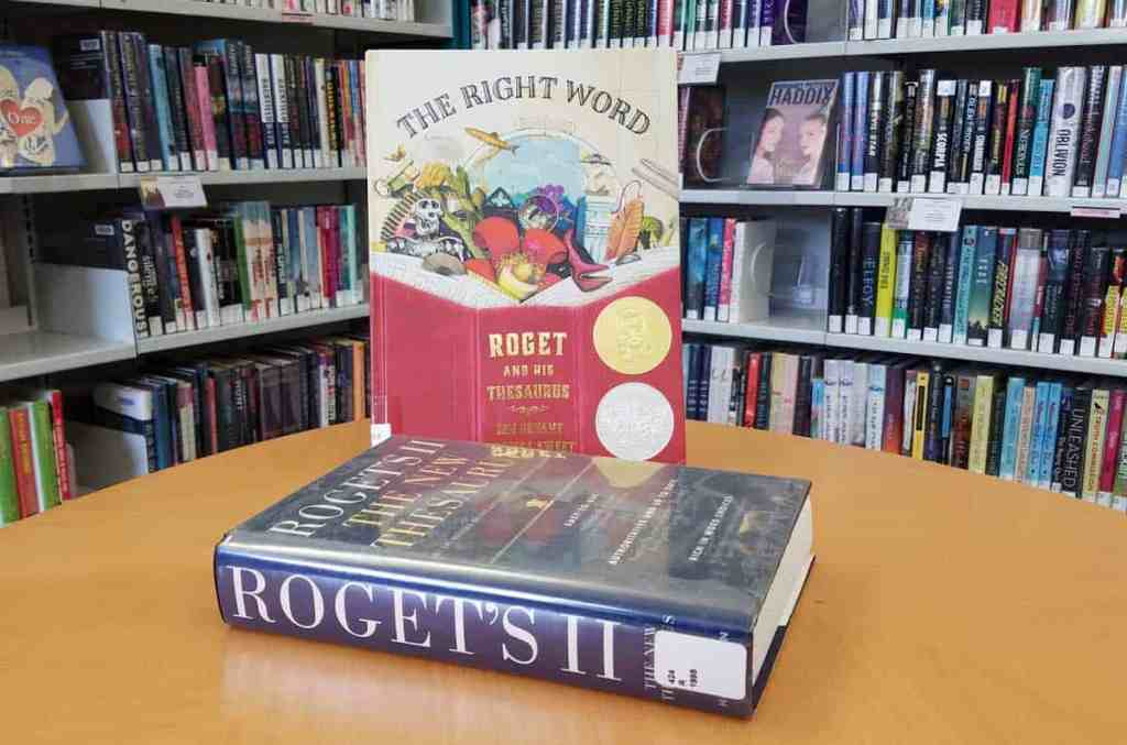 The Right Word, a children's biography of Peter Roget, tells us how the Thesaurus we all know and love came to be.