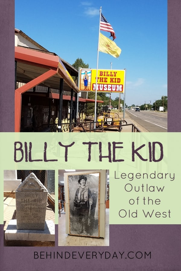 Billy the Kid was a legendary Old West outlaw. Tell your friends about this great little museum where you can learn more about Billy and his history as well as history of the Fort Sumner, New Mexico area.