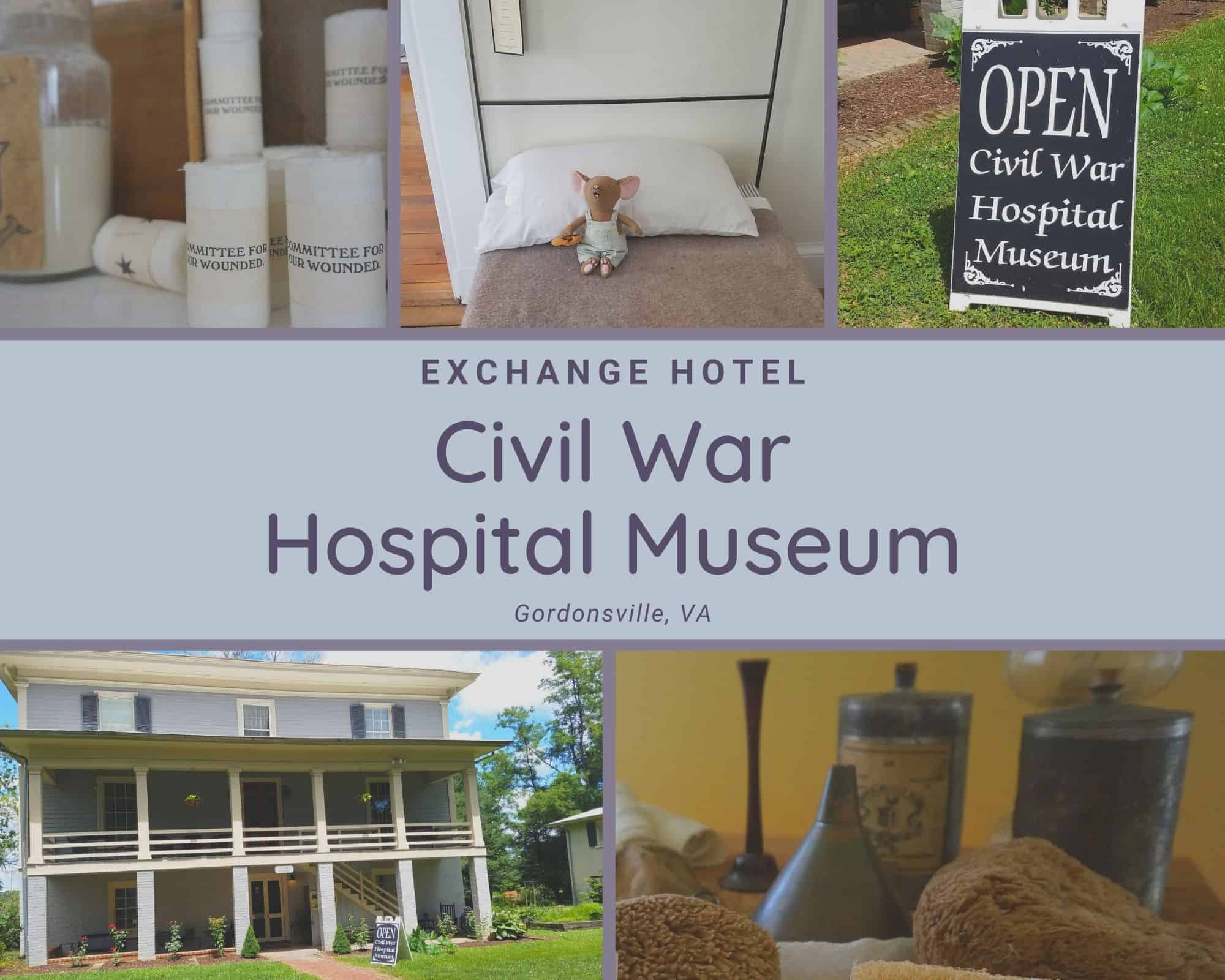 Were there ghosts?! Visiting the Exchange Hotel Civil War Medical Museum via @behindeveryday
