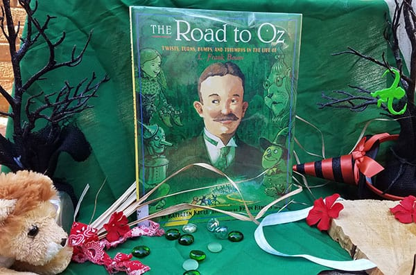 Picture book, The Road to Oz, by Kathleen Krull
