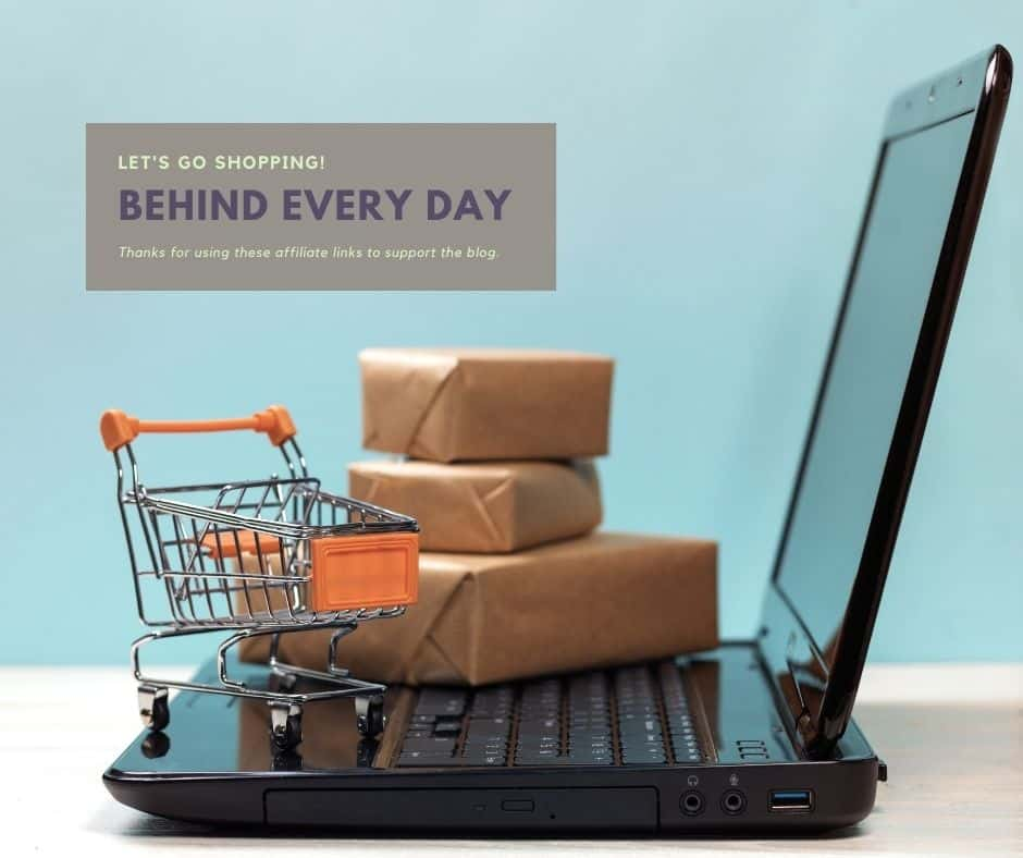 Let's Go Shopping! via @behindeveryday