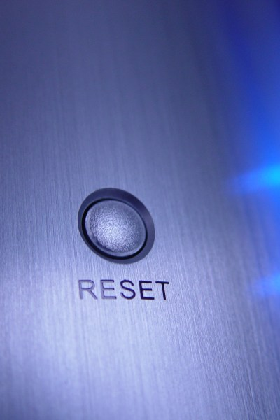 Why We Love the Reset Button